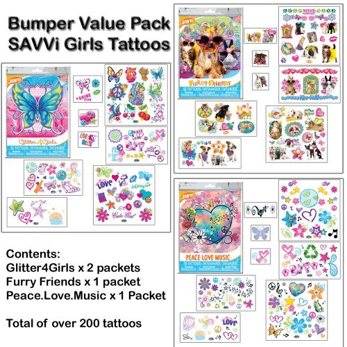 Bumper Girls Savvi Pack